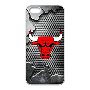 Bulls logo Phone Case for iPhone 5S Case