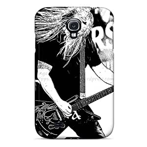 Anti-Scratch Hard Phone Case For Samsung Galaxy S4 With Customized Colorful Amon Amarth Band Skin SherriFakhry