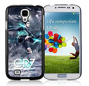 Hot Sale Samsung Galaxy S4 I9500 Screen Cover Case With Cristiano Ronaldo Black Samsung S4 I9500 Case Unique And Beautiful Designed Phone Case