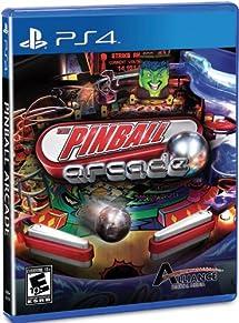 The Pinball Arcade - PlayStation 4: Video Games - Amazon com