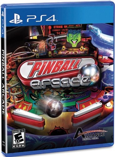The Pinball Arcade - PlayStation 4