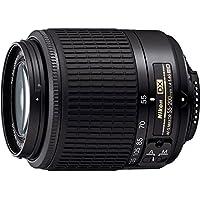 Nikon 55-200mm f4-5.6G ED AF-S DX Nikkor Zoom Lens (Certified Refurbished)