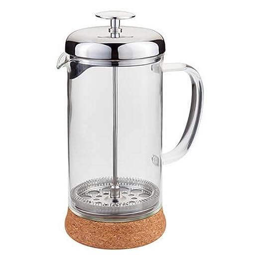 Cafetera de cristal para 8 tazas de 1 l: Amazon.es: Hogar