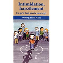 Intimidation, harcèlement