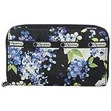LeSportsac Classic Lily Women's Wallet - Black/Blue_Black; Blue