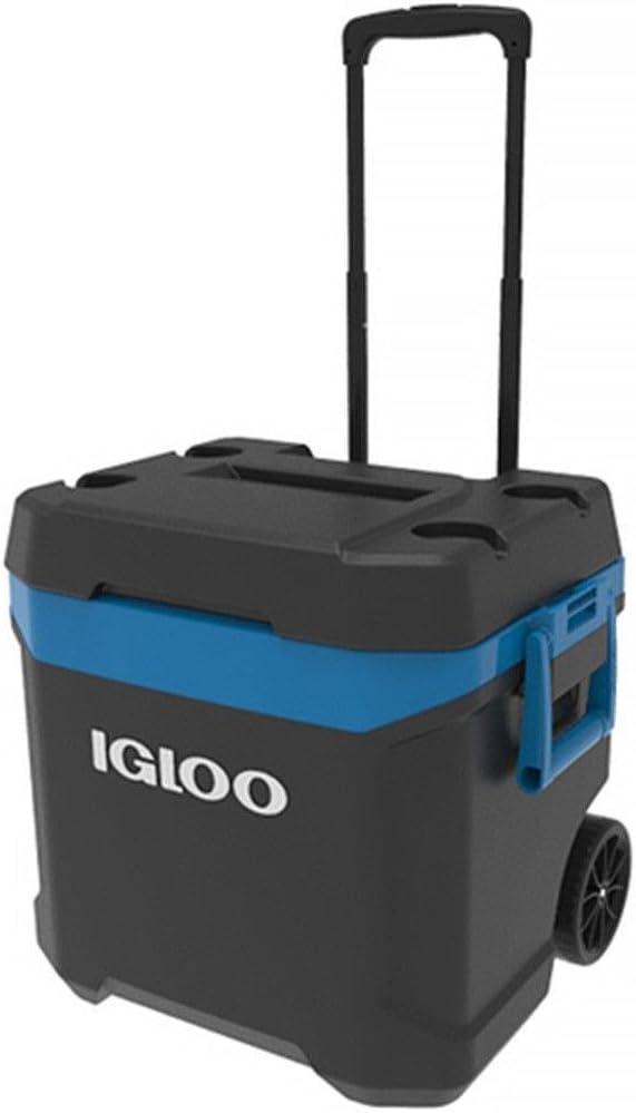 Igloo Max Cooler Box 58L Rolling Cool Box