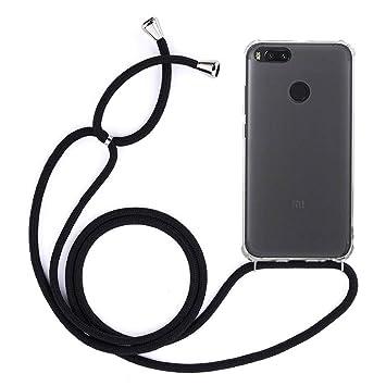 Mkej Case Colgante movil con Cuerda para Colgar Xiaomi Mi A1/ Mi ...