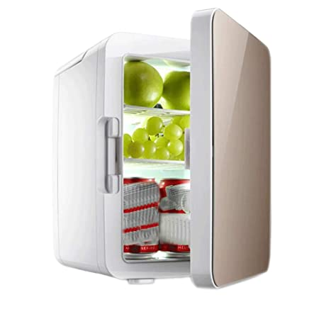 YSBX Mini frigorífico Nevera portátil Frigorífico para el hogar ...