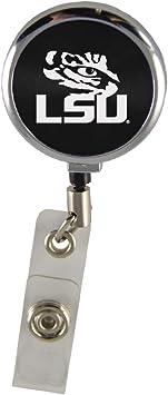 Retractable Badge Reel Sandol Louisiana State University LSU