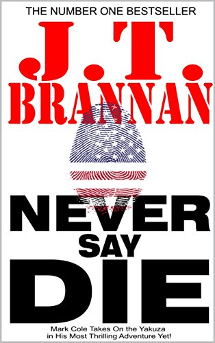 book cover of Never Say Die