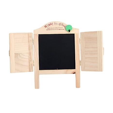 cosanter Toys4u - Pizarra, Pizarra con tiza y Black Board ...