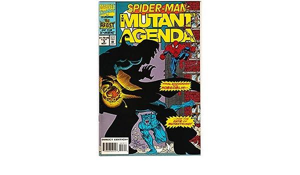 Amazon.com: Spider-Man Mutant Agenda #3 X-Men/Hobgoblin ...
