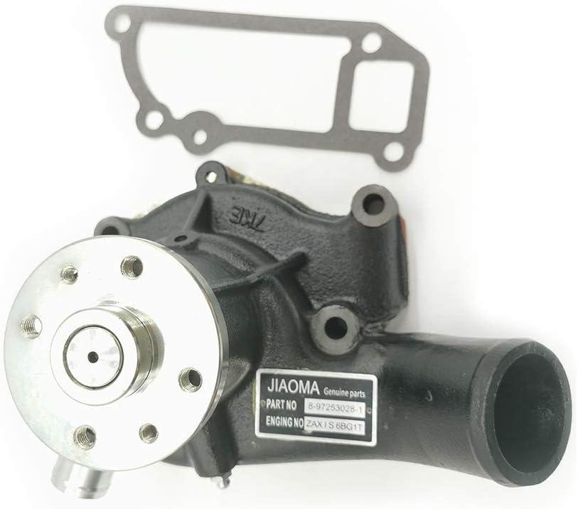 Water Pump 1-13610-877-2 for ISUZU 4BG1 4BG1T Engine