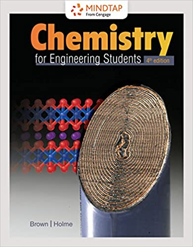 owlv2 with mindtap reader with student solutions manual 1 term 6 months printed access card for brownholmes chemistry for engineering students