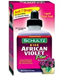 Schultz African Violet Plus Plant Food 8-14-9, 4 fl oz. 1061
