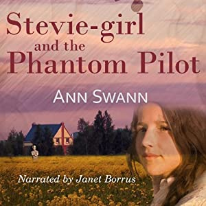 Stevie-girl and the Phantom Pilot Audiobook
