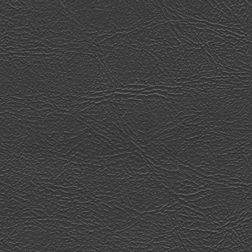 Spradling Sierra Soft Vinyl Medium Dark Pewter Fabric by The Yard (Pewter Fabric)
