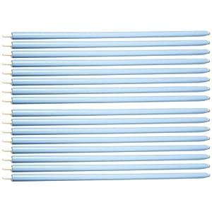 Micuna Crib Spindles, Ocean Blue – 16 Pack