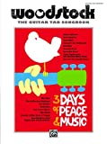 Woodstock -- the Guitar TAB Songbook, Alfred Publishing Staff, 0739060724