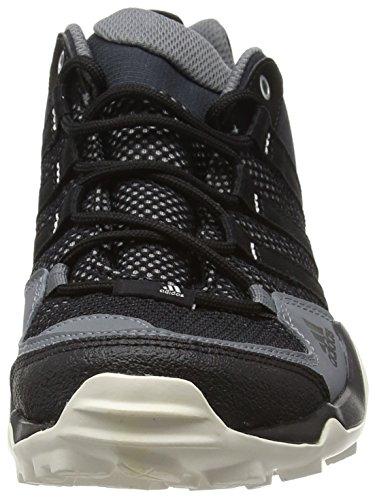 adidas AX2 Zapatillas de deporte, Hombre Gris / Negro / Gris (Grpuch / Negbas / Grivis)