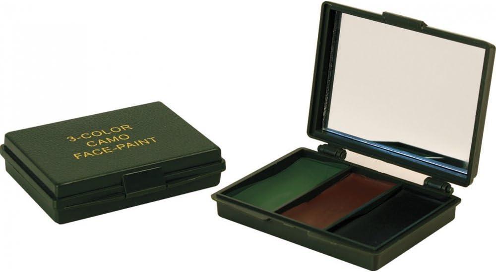 3 Colores Crema de Camuflaje - Pintura Facial - Camuflaje Militar - Pintura Facial GI: Amazon.es: Juguetes y juegos