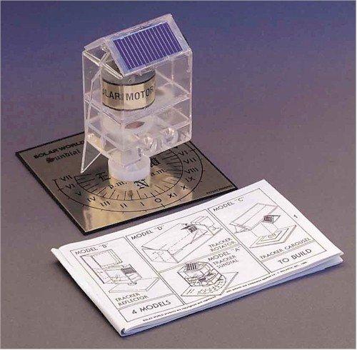 Solar Made STK-400 Sun Tracker Kit by Solar Made