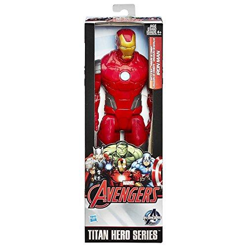 Marvel Titan Hero Series Battle Suit Iron Man