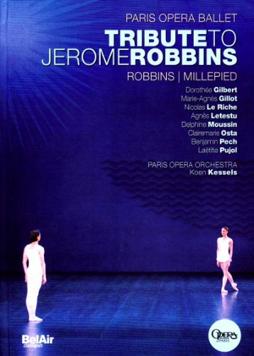 Tribute to Jerome RobbinsRavel: En Sol, Chopin: In The Night and The ConcertParis Opera Ballet [DVD] [2011] B01I05JUPW