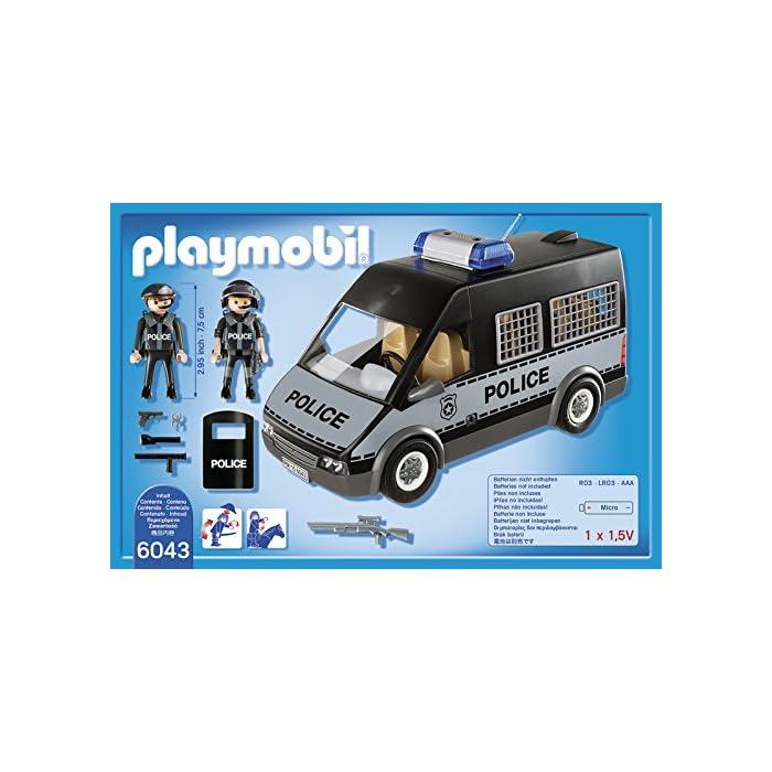 https://www.youtube.com/watch?v=bLCxL8ExeSM&ab_channel=PlaymobilDeutsch Juguete educativo que fomenta el juego simbólico Fomenta creatividad e imaginación Con figuras y accesorios playmobil 60430