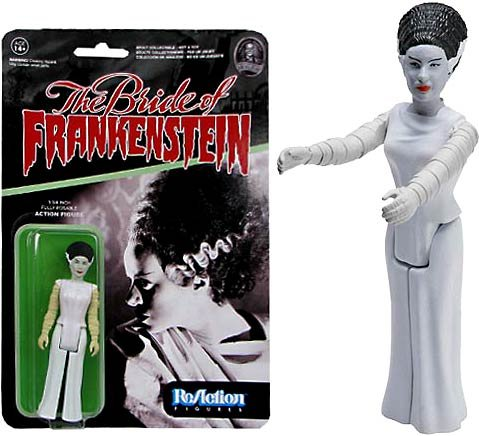 Funko Universal Monsters Series 1 - Bride of Frankenstein ReAction Figure