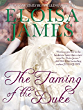 The Taming of the Duke (The Essex Sisters Book 3)