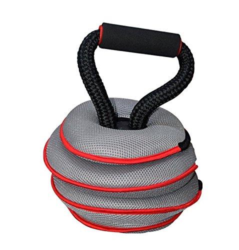 Kettlebell verstellbar von 3 bis 18 Pfund (1 & 039;3 bis 8 kg)