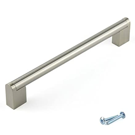 M4TEC set da 5 maniglie a barra per ante armadio, per mobili ...