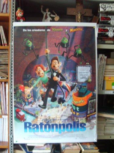 Poster cine: Raton Polis: Varios: Amazon.com: Books