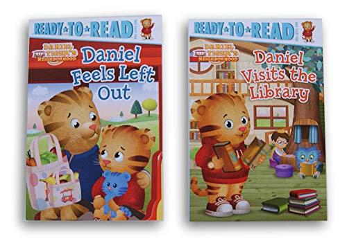 Daniel Tiger's Neighborhood Ready-To-Read Book Set -