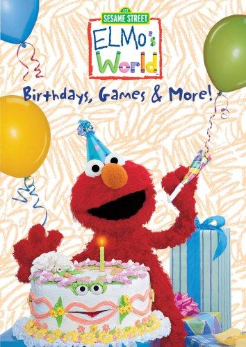 Elmo's World - Birthdays, Games & More