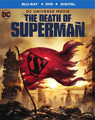 (The Death of Superman (BD) [Blu-ray])