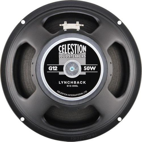 Celestion G12-50GL Lynchback 12'' 50-Watt Replacement Guitar Speaker 8 Ohm by CELESTION