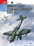 Junkers Ju 87 Stukageschwader 1937-1941(Osprey Combat Aircraft 1)