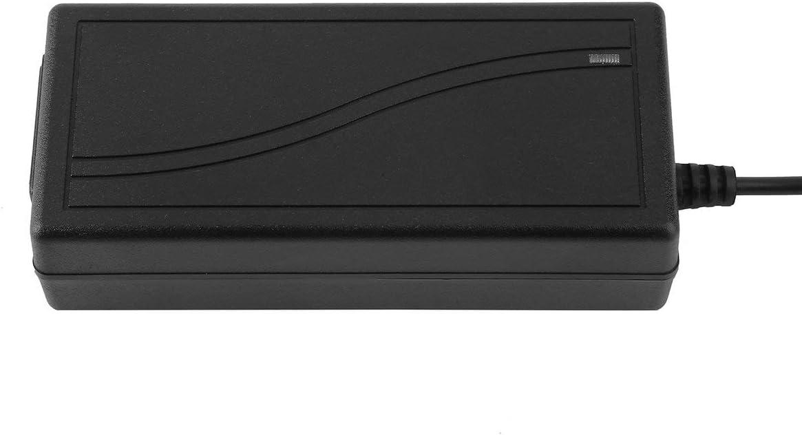 Greatangle 12V 5A 5.5mm 2.5mm 2.1mm AC DC Adaptateur Secteur Plug-in Black Barrel Connector pour LED Strip Routeur sans Fil