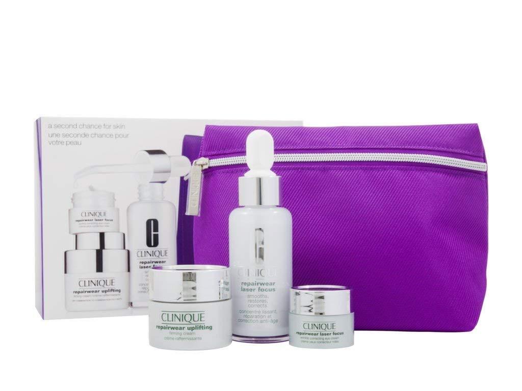 Gift Set: Repairwear Laser Focus Serum 30ml + Repairwear Uplifting Firming Cream 15 ml + Repairwear Laser Focus Eye Cream 5 ml Clinique 20714695408
