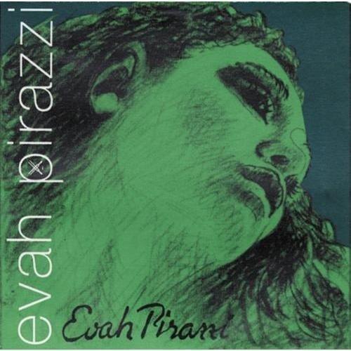4//4 size Medium Gauge Pirastro Evah Pirazzi Violin String Set Gold Loop End E