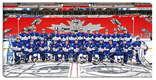 Toronto Maple Leafs - 14x28 Centennial Game Team ()