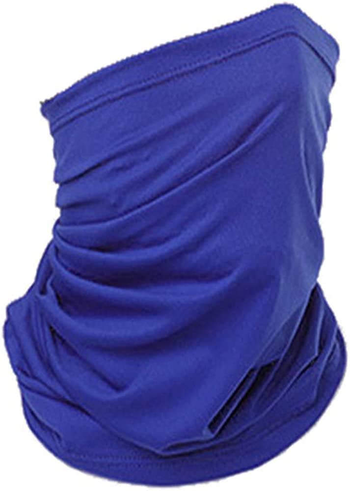 Scarf Bandanas Neck Gaiter Unisex Headwear Bandana for Outdoor and Sports