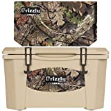 Cheap Grizzly Coolers – Tan – Mossy Oak – Breakup – 40 Quart