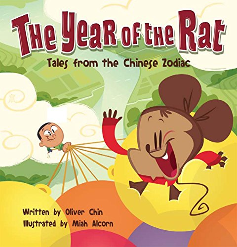 The Year of the Rat: Tales from the Chinese Zodiac ()