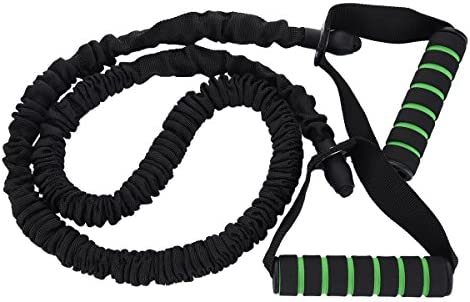Eforstore elástico cuerda cuerpo ejercicio Pull Rope Niñas ...