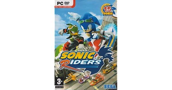 Sonic Riders: Amazon.es: Videojuegos