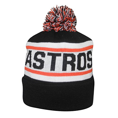 525290ed9adcdf Adult MLB - HOUSTON ASTROS Winter Hat / Beanie with Removable ...
