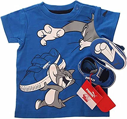 PUMA Crib pack Tom and Jerry Infant Shoe (InfantToddler